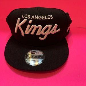 New Era 9Fifty Los Angeles Kings Vintage Snapback